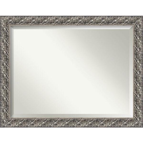 Silver Luxor 48 x 36 In. Bathroom Mirror, image 1