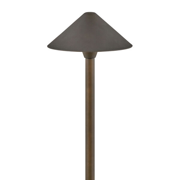 Springfield Oil Rubbed Bronze 16-Inch LED Path Light, image 1