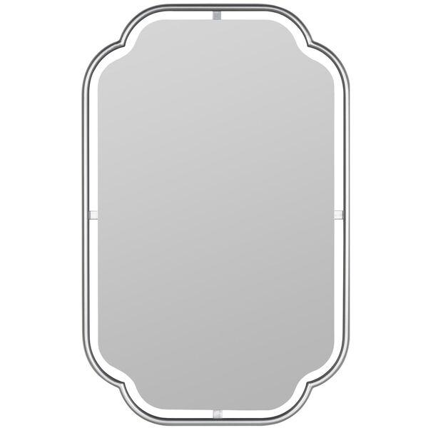 Sebastian Silver 34-Inch x 22-Inch Wall Mirror, image 2
