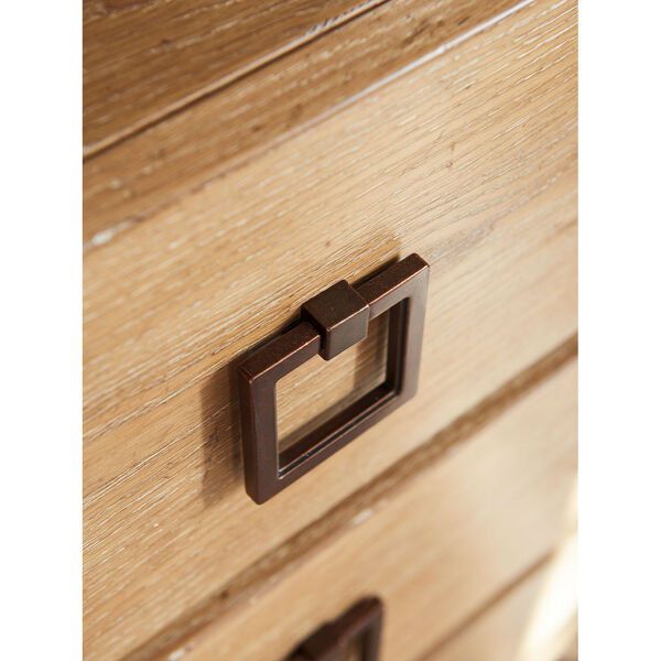 Los Altos Brown Carnaby Drawer Chest, image 3