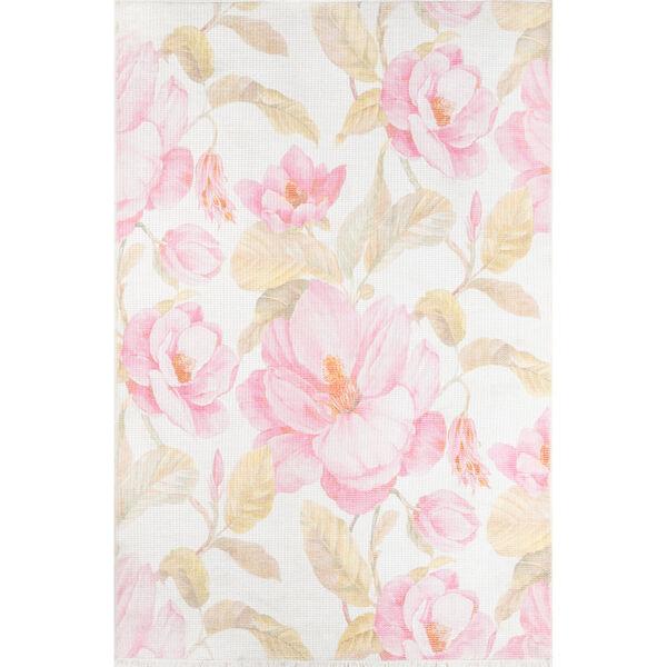 Helena Floral Multicolor Rectangular: 5 Ft. x 8 Ft. Rug, image 1