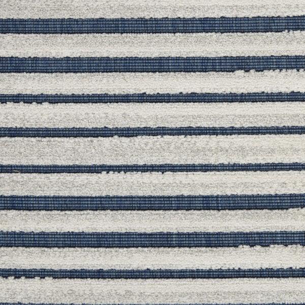 Calobra Blue 7 Ft. 10 In. x 9 Ft. 10 In. Indoor/Outdoor Rectangle Area Rug, image 6