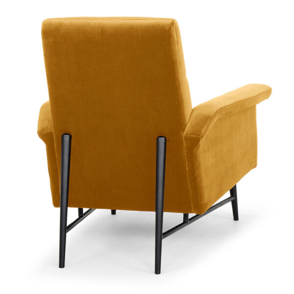 Mathise Mustard and Black Occasional Chair, image 5