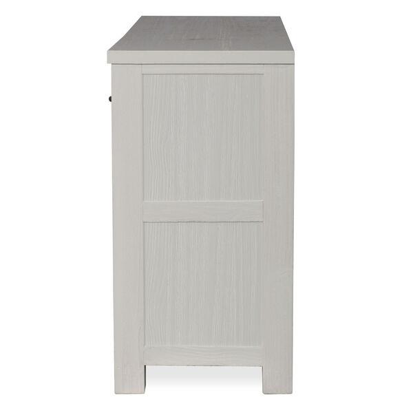 Highlands White 7 Drawer Dresser, image 4