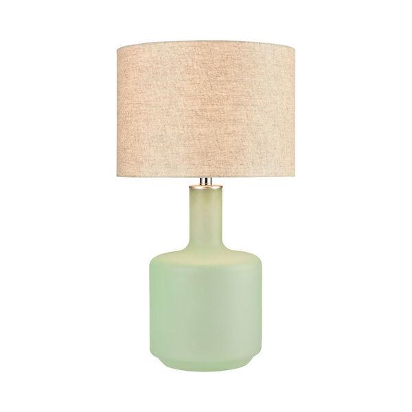 Ancramdale Green Seafoam One-Light Table Lamp, image 1