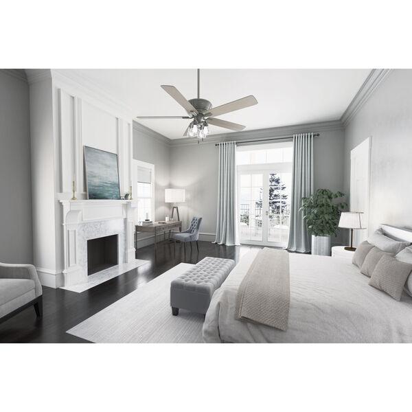 Grantham Matte Silver 60-Inch Ceiling Fan, image 3