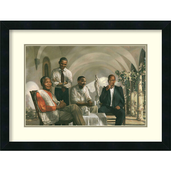 The Pioneers, 25 In. x 19 In. Framed Art, image 1