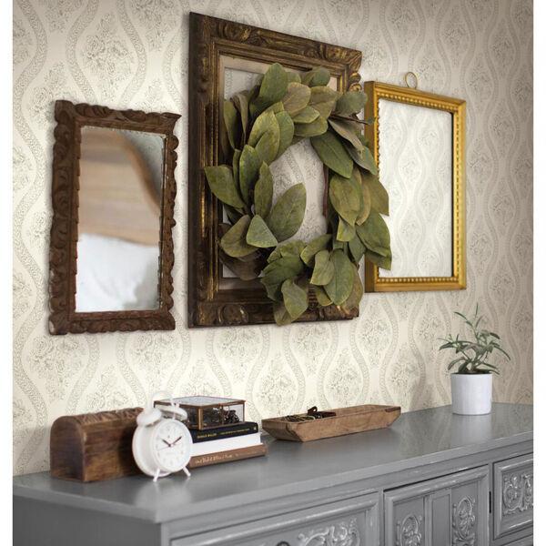 Coverlet Floral Removable Wallpaper, image 2