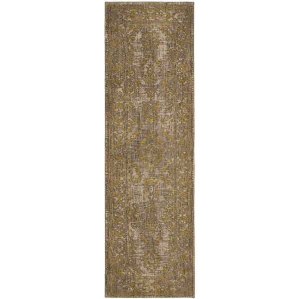 Cosmopolitan Amur Smokey Gray Rug, image 1