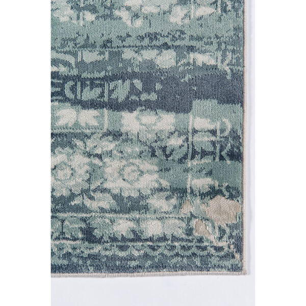 Genevieve Blue Rectangular: 5 Ft. 1 In. x 7 Ft. 7 In. Rug, image 4