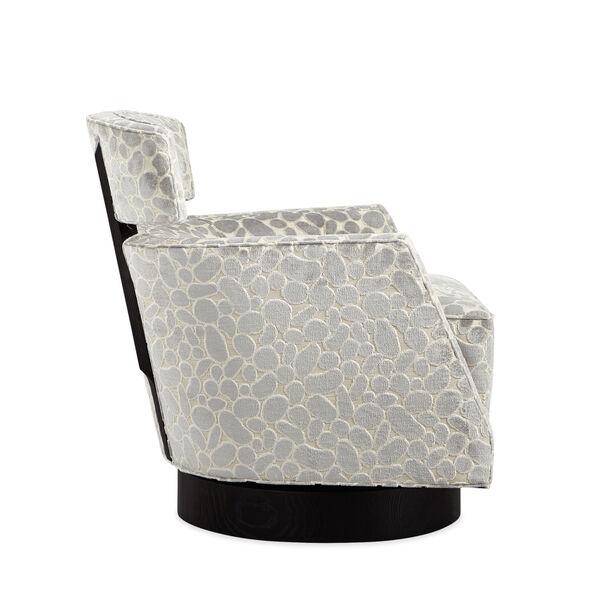 Modern Artisan Remix Ivory Recut Chair, image 6