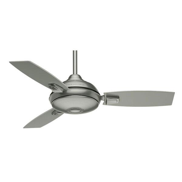 Verse Satin Nickel 44-Inch LED Ceiling Fan, image 2