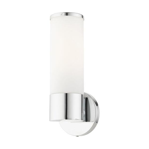 Lindale Polished Chrome One-Light ADA Wall Sconce, image 4