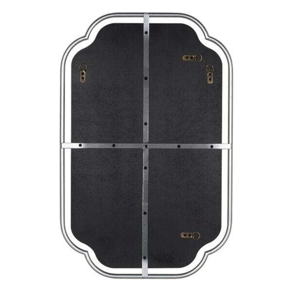 Sebastian Silver 34-Inch x 22-Inch Wall Mirror, image 4