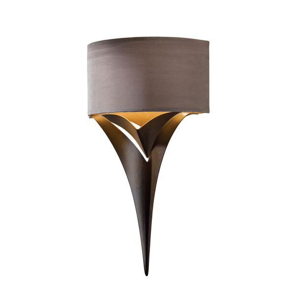 Calla Bronze Two-Light 10-Inch Wall Sconce, image 2