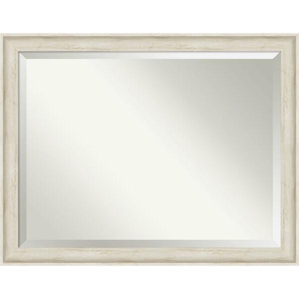 Regal White 45W X 35H-Inch Bathroom Vanity Wall Mirror, image 1