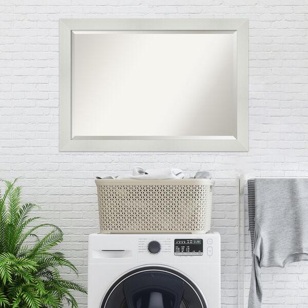 Mosaic White 40W X 28H-Inch Bathroom Vanity Wall Mirror, image 6