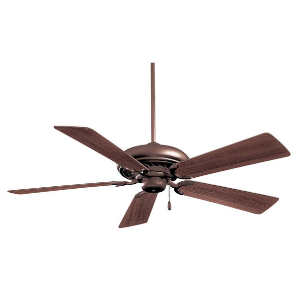 Supra 52-Inch Oil rubbed Bronze Ceiling Fan, image 1