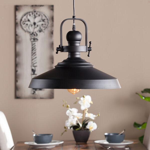 Mindel Industrial Bell Pendant Lamp, image 1