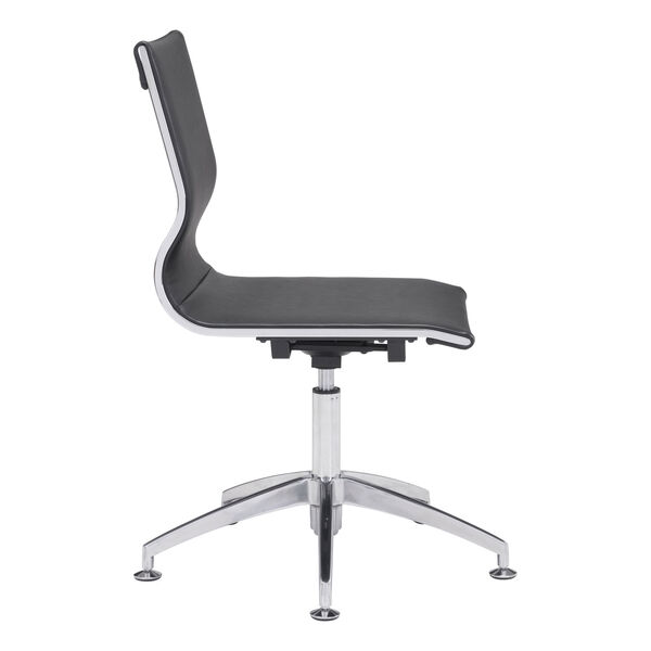 Glider Conference Chair Black, image 2