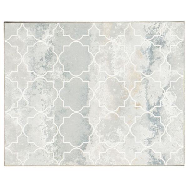 Alfresco Light Silver End Table, image 4