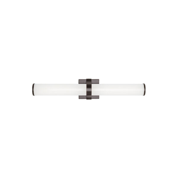 Lynk Bronze LED 24-Inch Bath Bar, image 1