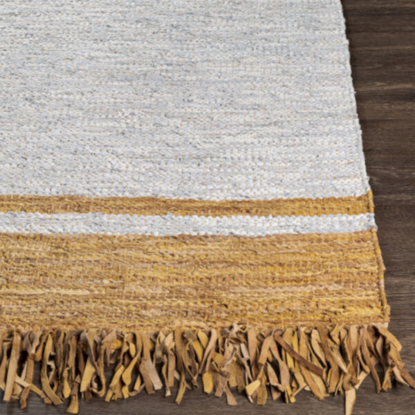 Lexington Camel, Light Gray and Wheat Rectangular Rug, image 2