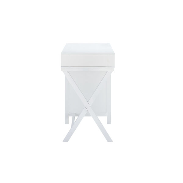 Max White Gold Desk, image 3