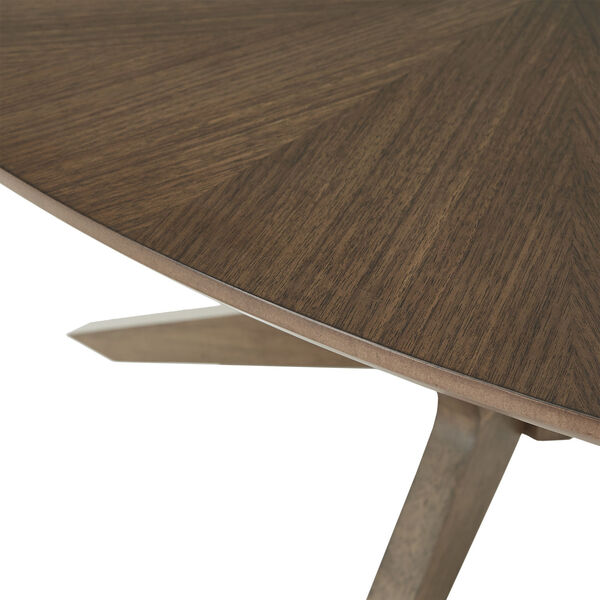 Luka Walnut Coffee Table, image 6