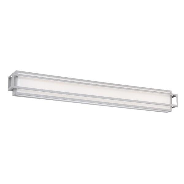 Equation Titanium 40-Inch LED Bath Bar Light, image 1