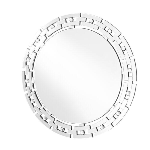 Sparkle Glass 36-Inch Mirror, image 1