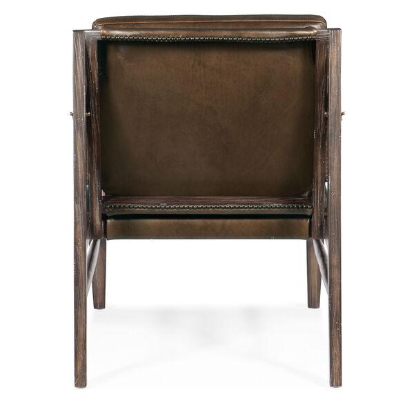 Sabi Sands Dark Wood Sling Chair, image 2
