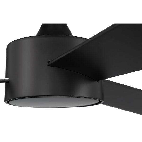 Provision Flat Black 52-Inch Ceiling Fan, image 6