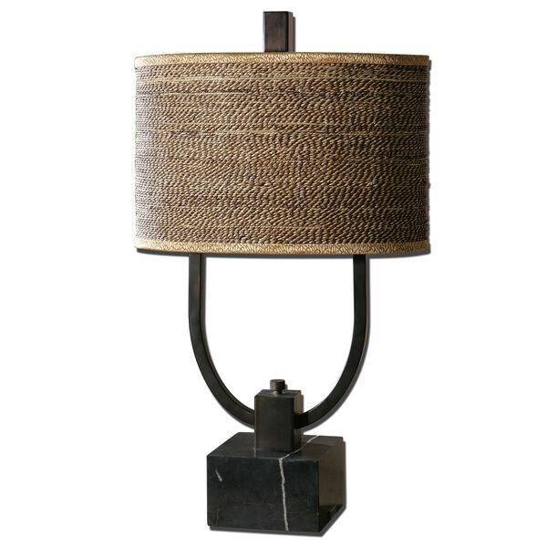 Stabina Rustic Bronze Table Lamp, image 3