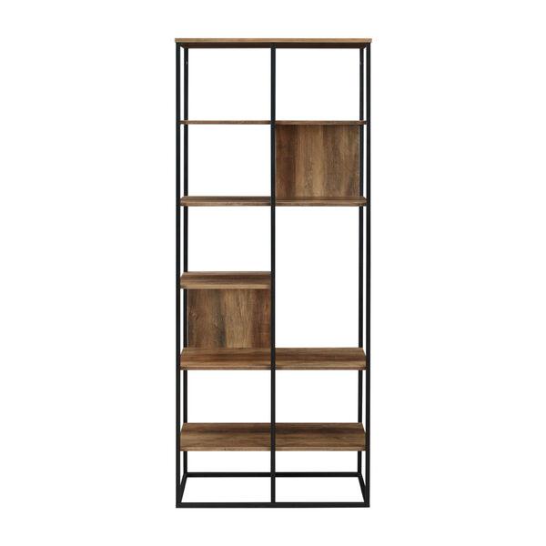 Bryant Reclaimed Barnwood Bookshelf, image 1
