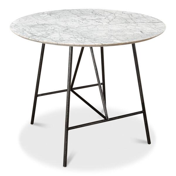 Black Portofino Cafe Table, image 1