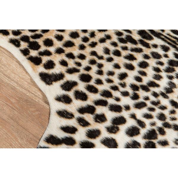 Acadia Cheetah Rectangular: 5 Ft. 3 In. x 7 Ft. 10 In. Rug, image 4