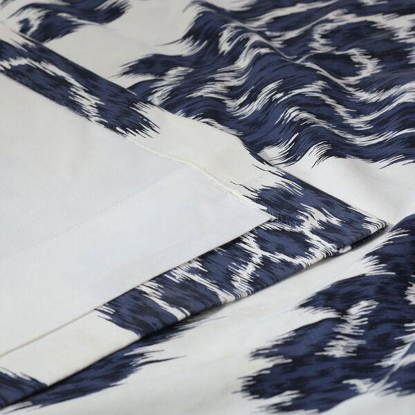 Ikat Multi 50 x 96-Inch Printed Curtain, image 6