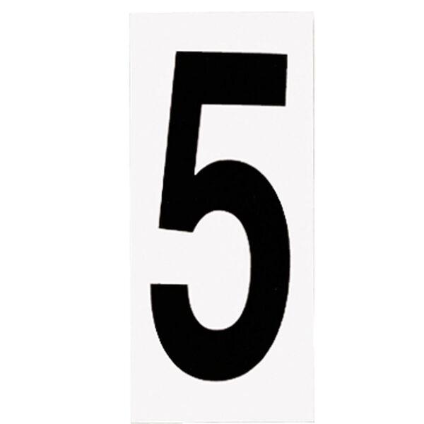 Address Light White Address Number Six, image 1