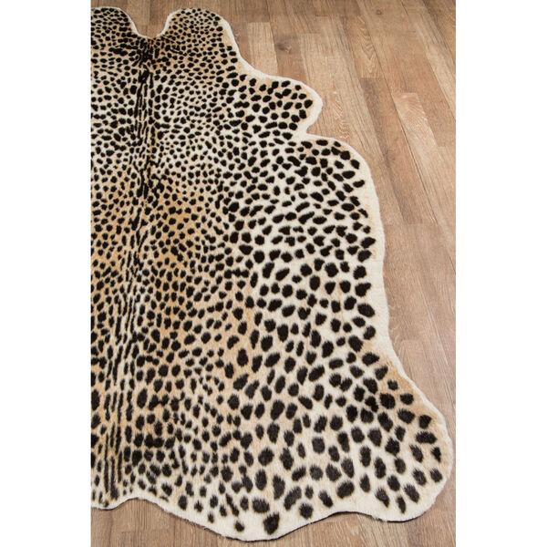 Acadia Cheetah Rectangular: 5 Ft. 3 In. x 7 Ft. 10 In. Rug, image 3