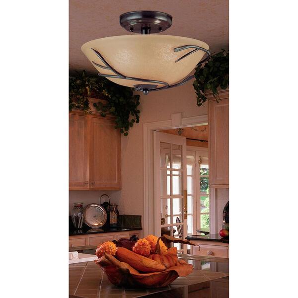Twigs Semi-Flush Ceiling Light, image 2
