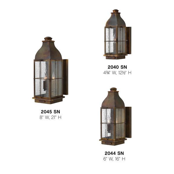 Bingham Sienna Small Outdoor Wall Light, image 4