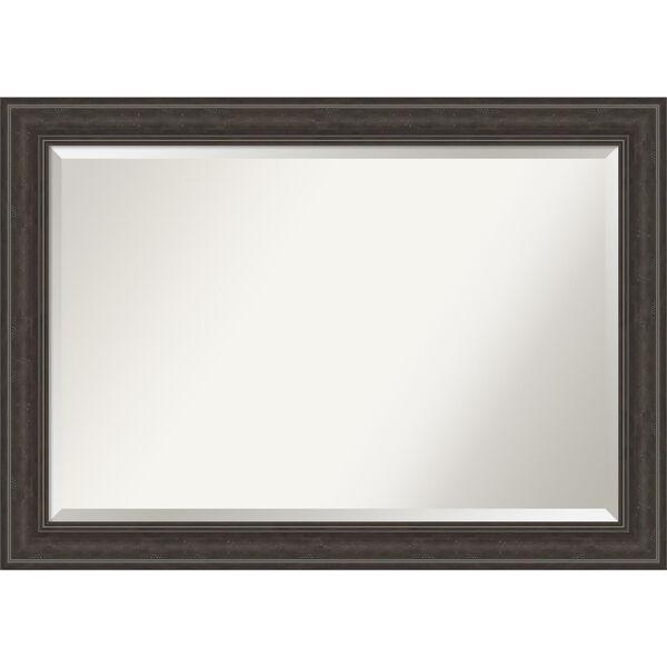 Shipwreck Gray 41W X 29H-Inch Bathroom Vanity Wall Mirror, image 1