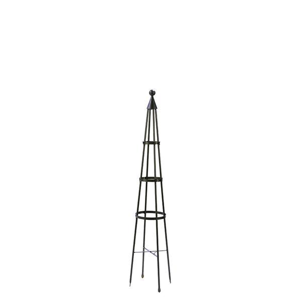 Wrought Iron Obelisk I, image 2