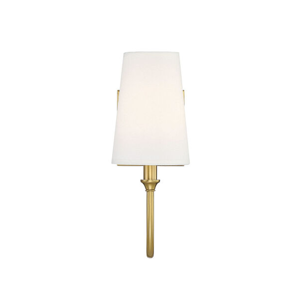 Cameron Warm Brass One-Light Wall Sconce, image 5
