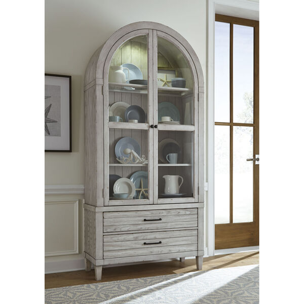 Belhaven Weathered Plank Cabinet, image 5