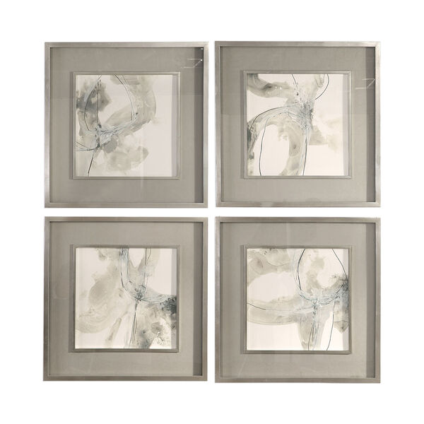 Divination Abstract Art, Set of 4, image 2