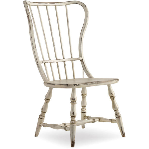Sanctuary Spindle Back Side Chair, image 1