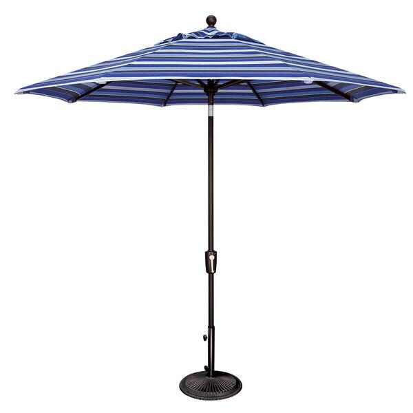 Catalina Push Button Market Umbrella, image 1