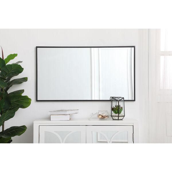 Eternity Rectangular Mirror with Metal Frame, image 6